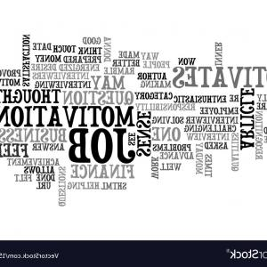 Thought Feel Vector: Are You Made For Each Other Text Word Cloud Vector