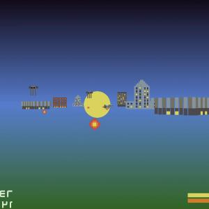 Attack Vector Game: Attack Vector Shoot At Voxels In Retro Style