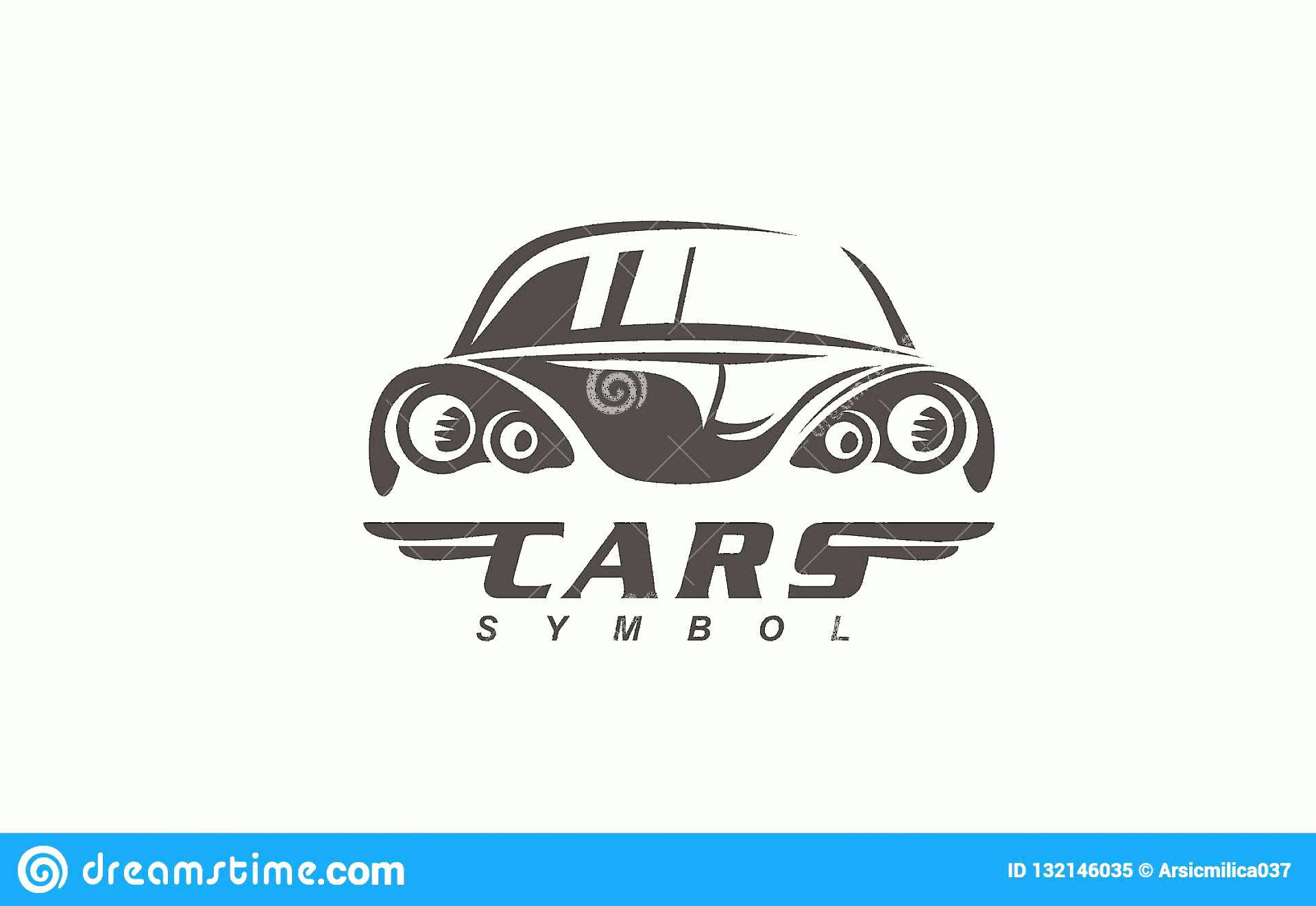 Vector Car: Auto Design Car Logo Vector Concept Vehicle Icon Silhouette Auto Design Car Logo Vector Concept Vehicle Icon Silhouette Image
