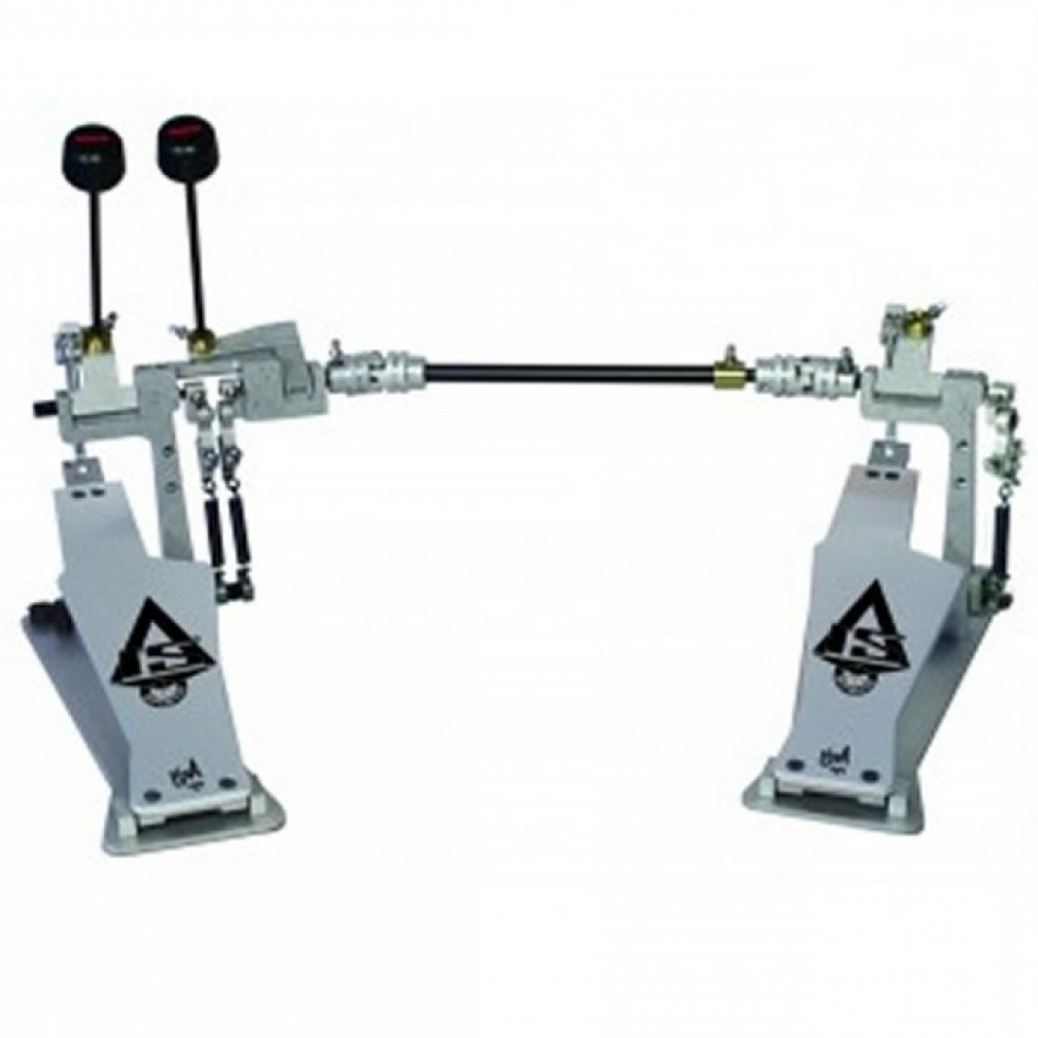 Vector Bass Drum Pedal: Axis Percussion Sabre A Double Bass Drum Pedal Microtune System Demo