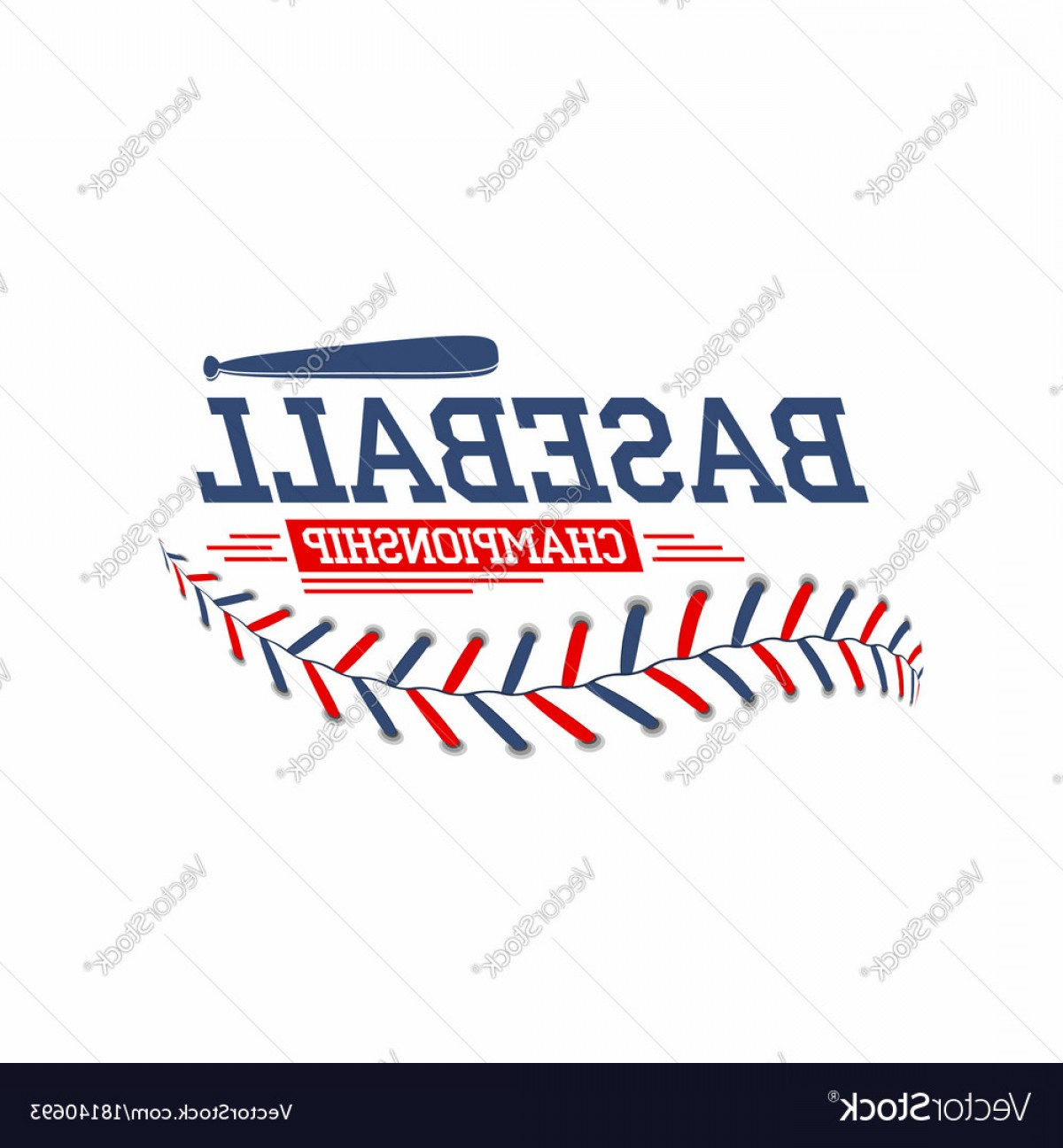 Laces Basball Vector: Baseball Background Baseball Ball Laces Stitches Vector