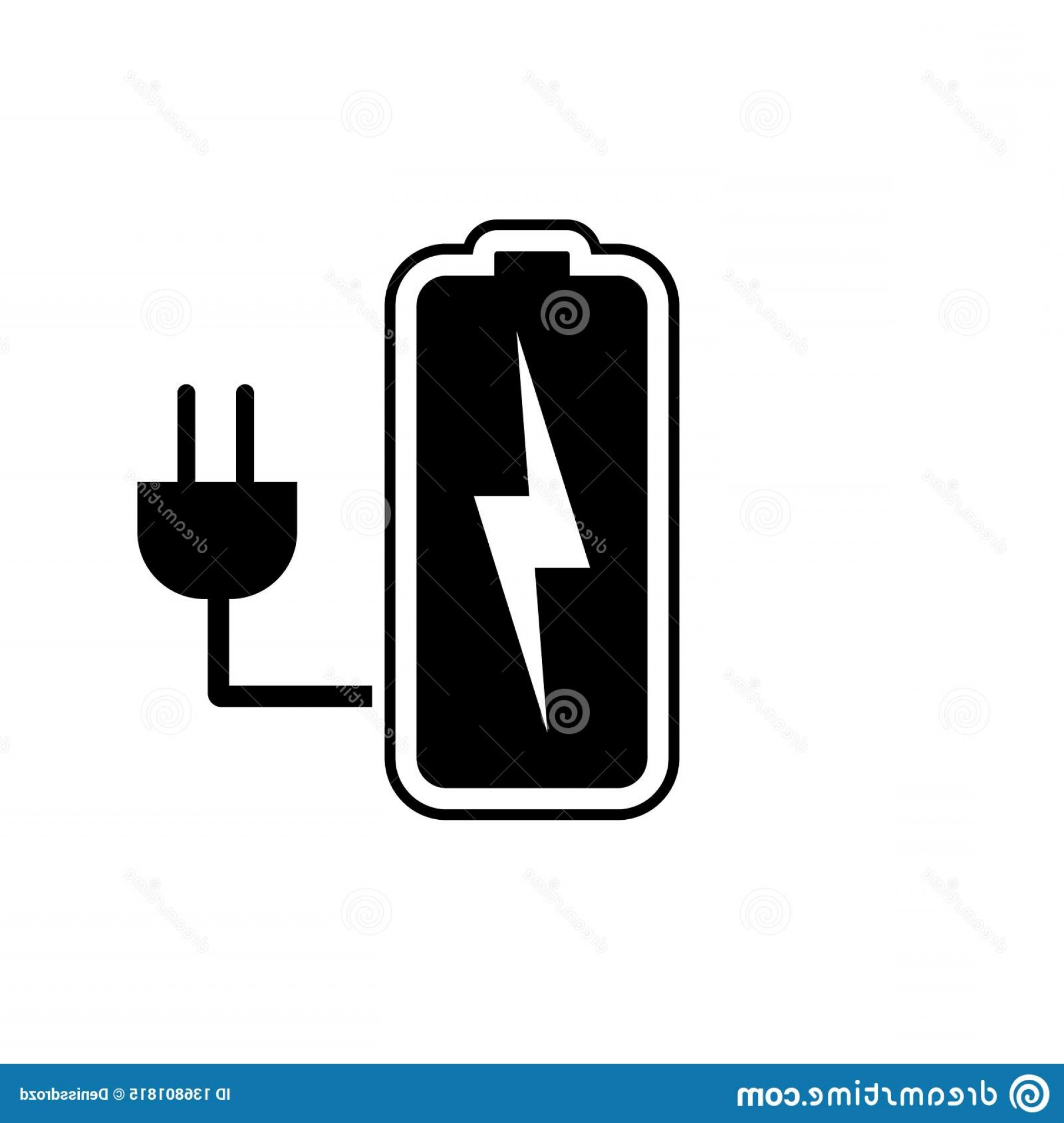 Vector Smart Charger: Battery Charging Icon Battery Vector Illustration Icon Charger Vector Illustration Icon Battery Charging Icon Battery Charger Image