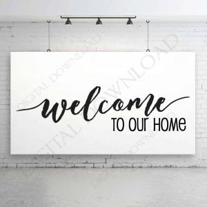 Welcome Home Signs Vector: Back School Vector Illustration Poster Building