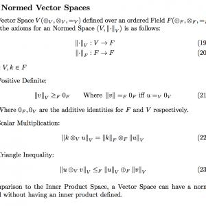 Vector Spaces PDF: Basic Concepts In Linear Algebra And Vector Spaces