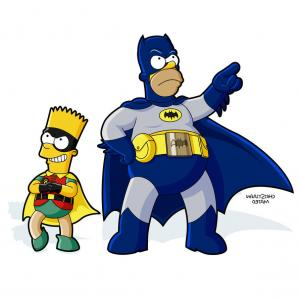 Bart Simpson Vector: Free Clipart Of Bart Simpson