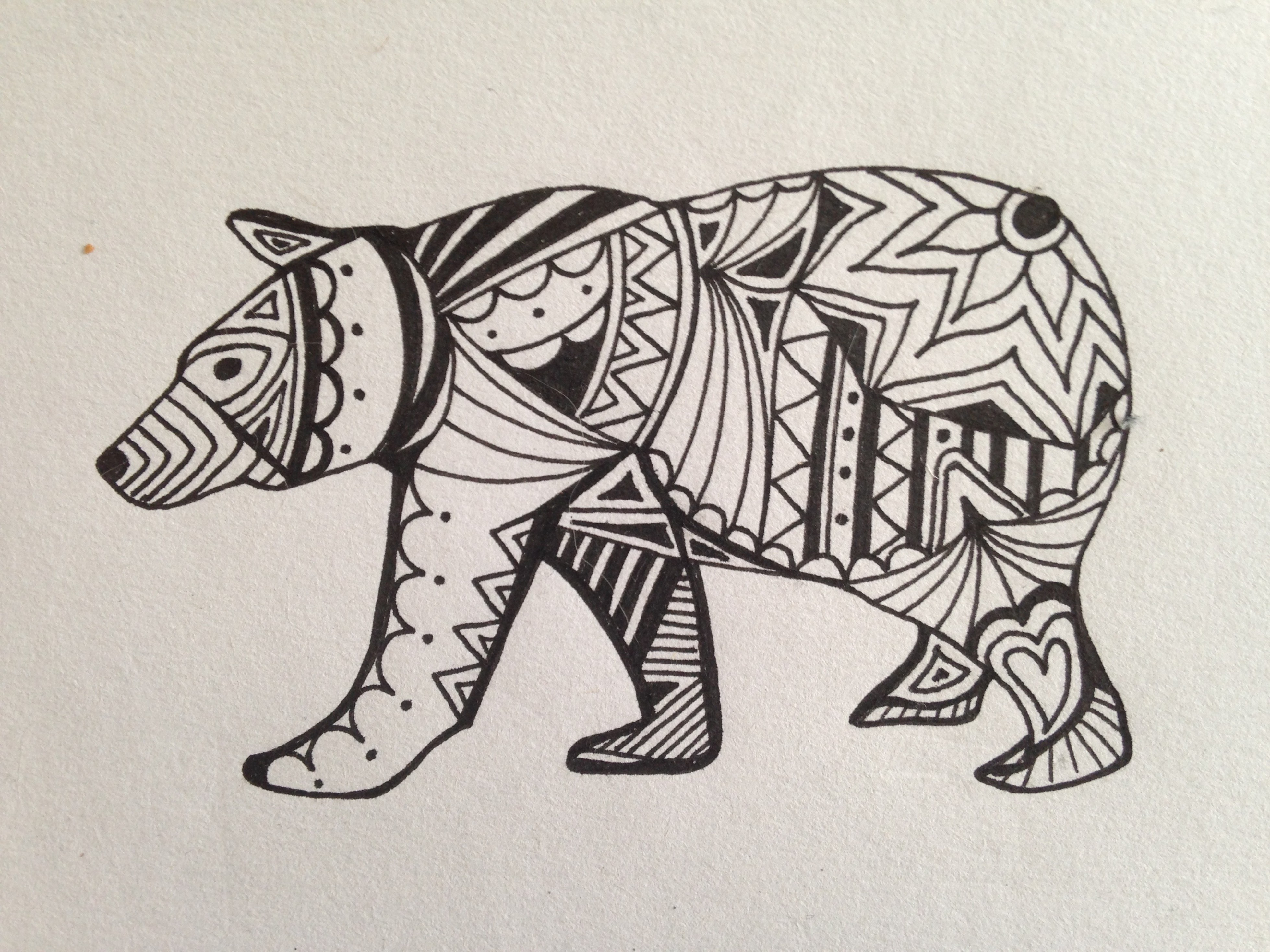Laser Vector Art: Beautiful Bears For Those Without The Means To Create Vector Artwork