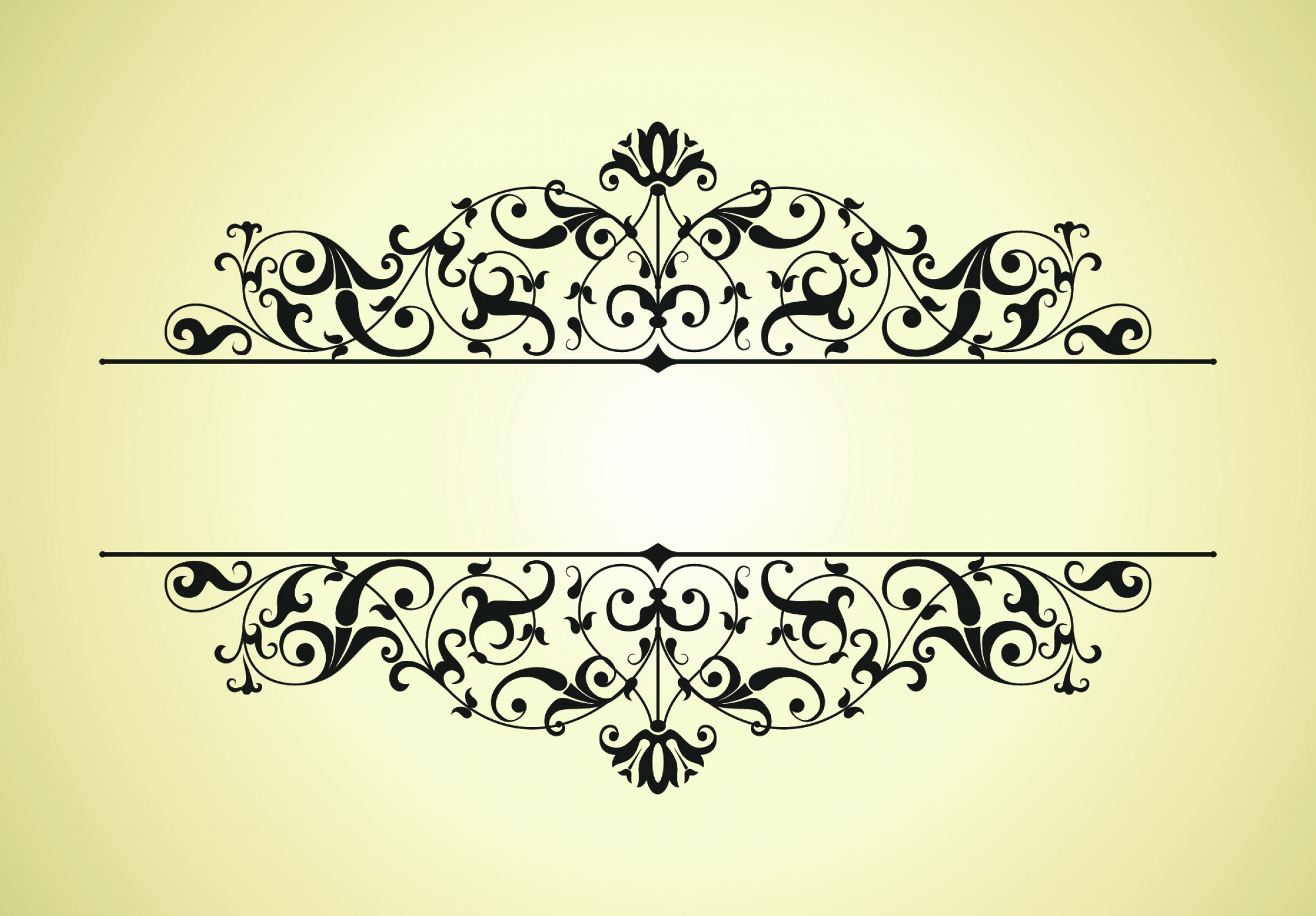 Beautiful Patterns Vector: Beautiful Lace Pattern Vector