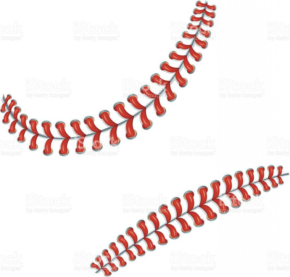 Laces Basball Vector: Best Baseball Stitches Or Laces Background Vector File Free