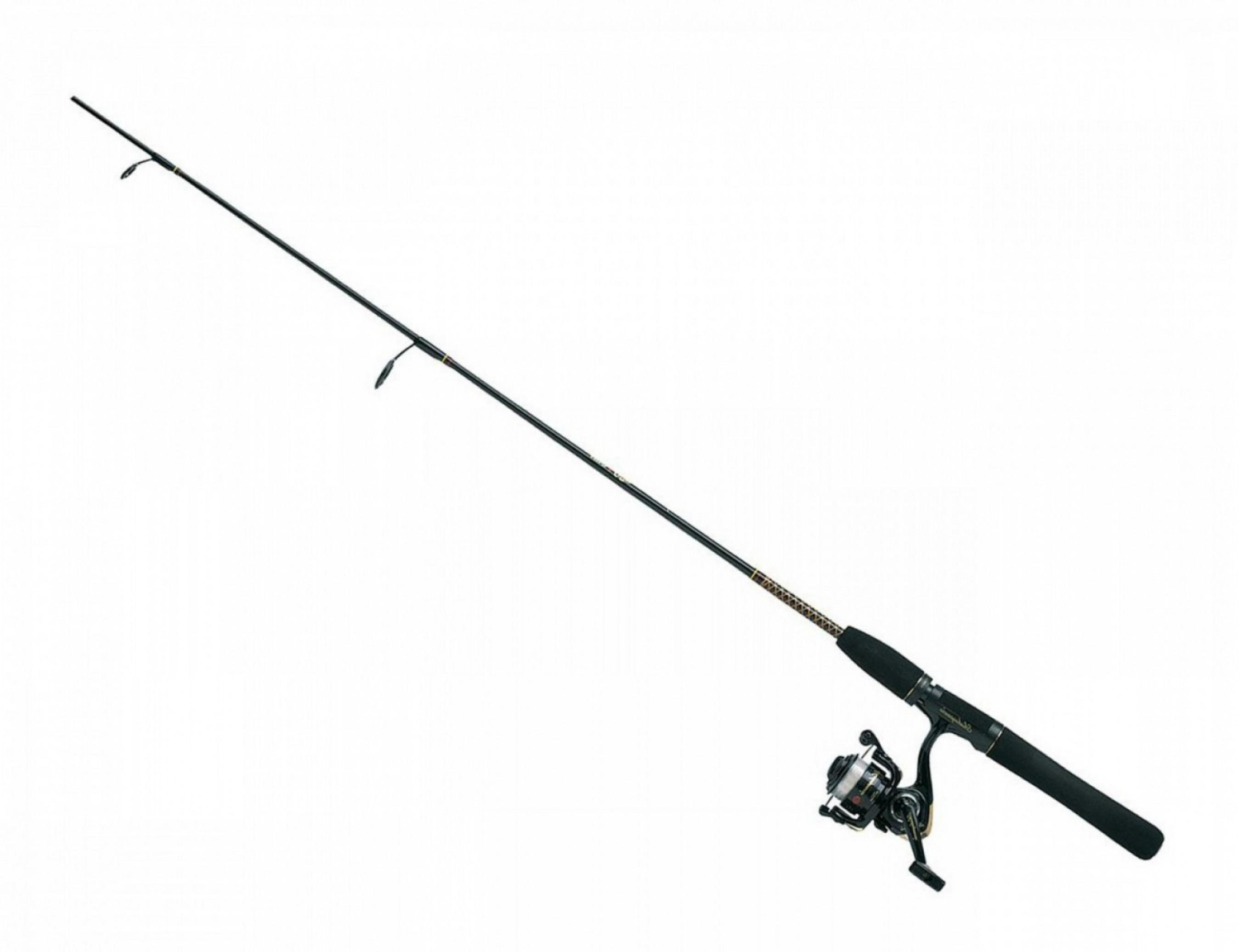 Fishing Pole Silhouette Vector: Best Fishing Pole Rod Clipart Kiaavto Image Images