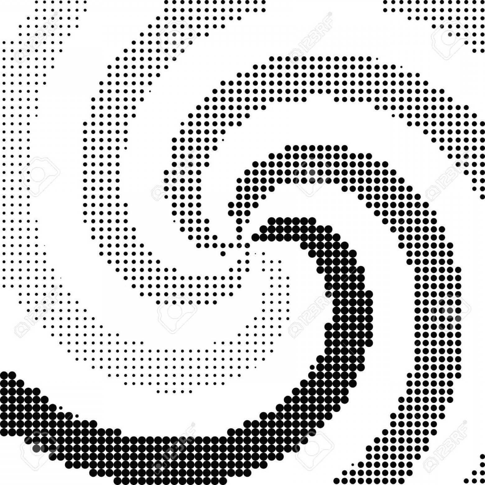 New Purdue Train Logo Vector: Best Free Abstract Swirl Halftone Dot Vector Pictures