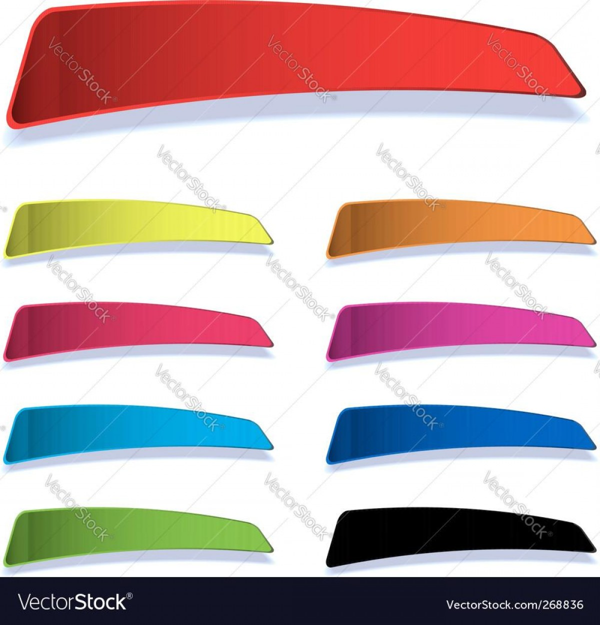 Bone Shaped Dog Tags Vector Art: Best Free Blank Tag Vector Library
