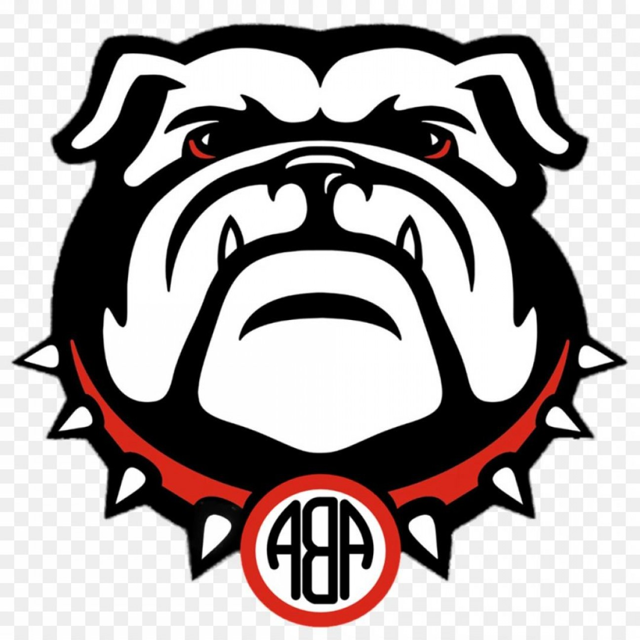 Bulldog Vector Art: Best Free Georgia Bulldogs Football Logo Vector Cdr