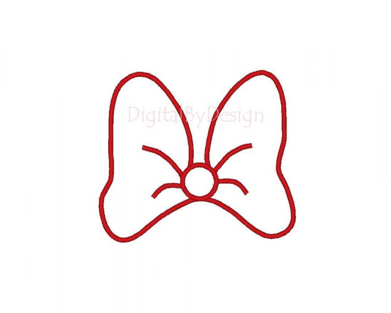 Minnie Mouse Vector Clip Art: Best Free Minnie Mouse Hair Bow Clip Art Clipart Panda Images