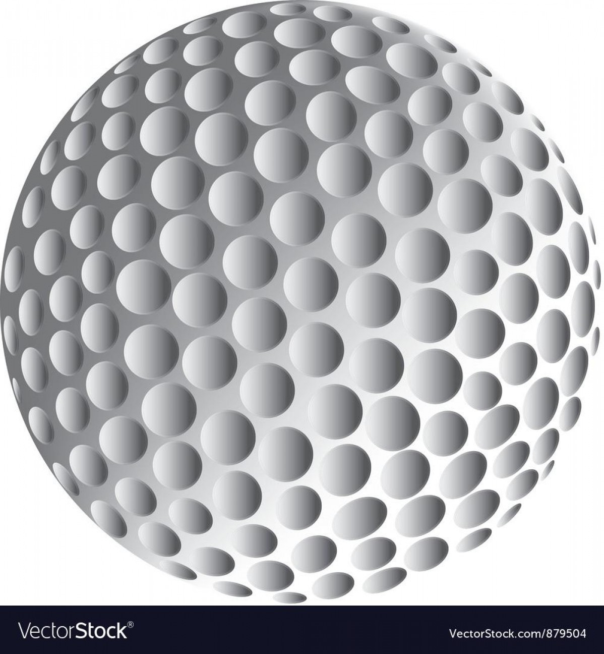 Vector Golf Simulator: Best Golf Ball Logo Vector File Free