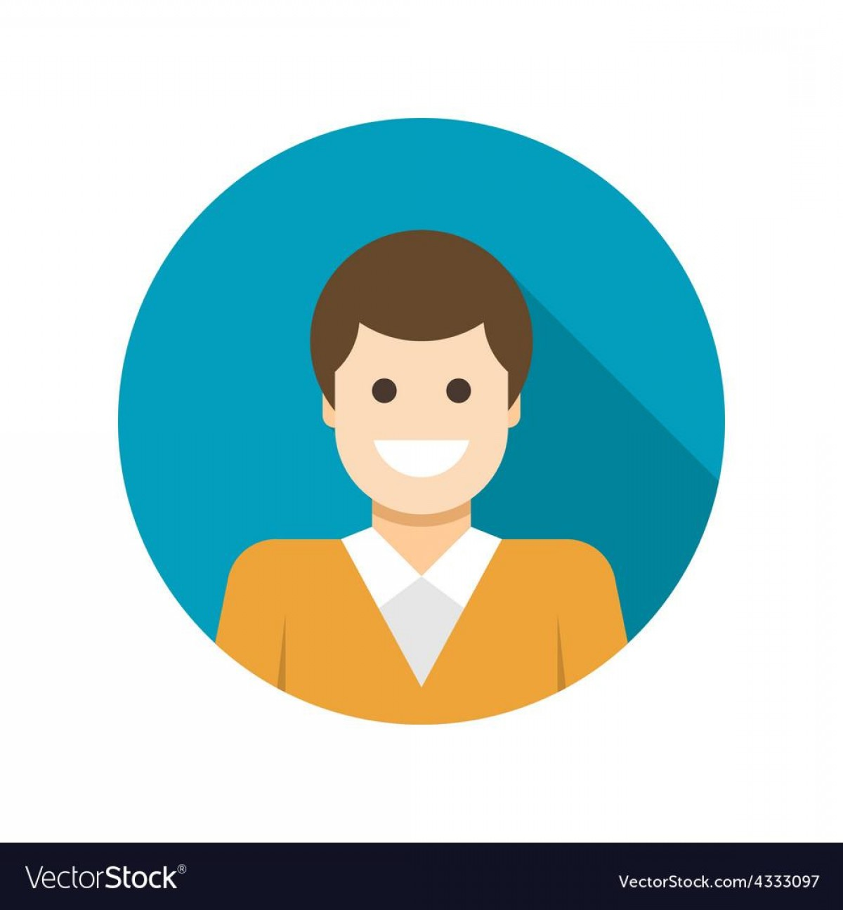 User Icon Vector Free: Best Hd Business Avatar Icons Male Vector Drawing