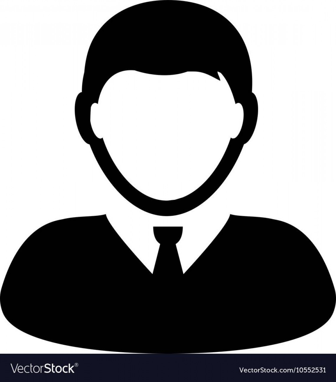 User Icon Vector Free: Best Hd User Icon Businessman Profile Man Avatar Vector File Free