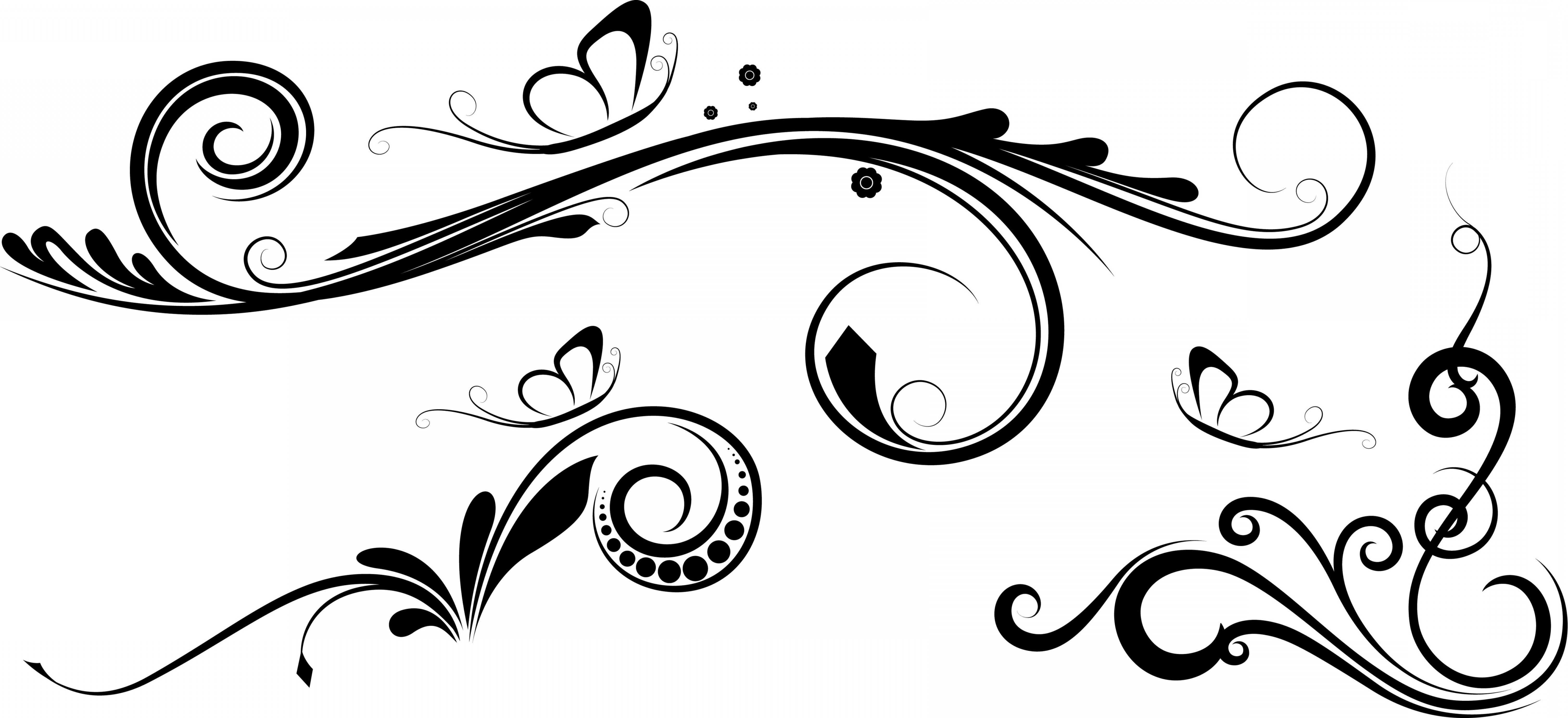 Vintage Vectors For Photoshop: Best Photoshop Swirl Brushes Vector Drawing