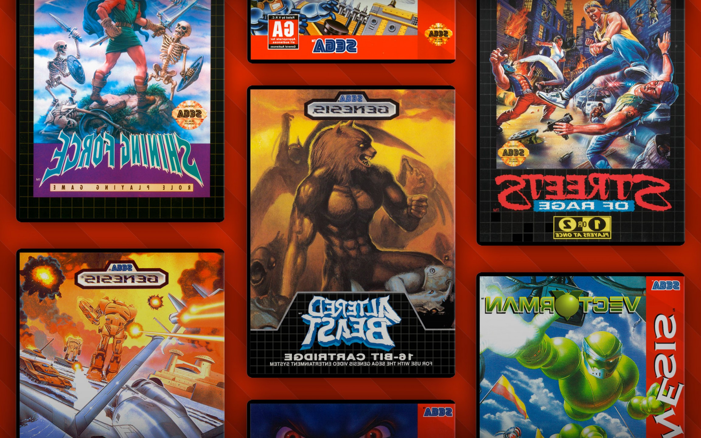 Vectorman Genesis Titles: Best Sega Genesis Games Deserve Comeback