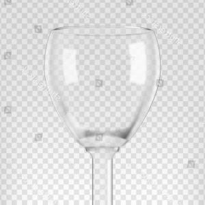 Beer Chalice Vector Logo: Beer Goblet Transparent Vector Illustration