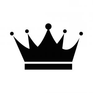 Royal King Crown Vector: Best King Crown Isolated Icon Vector Cdr