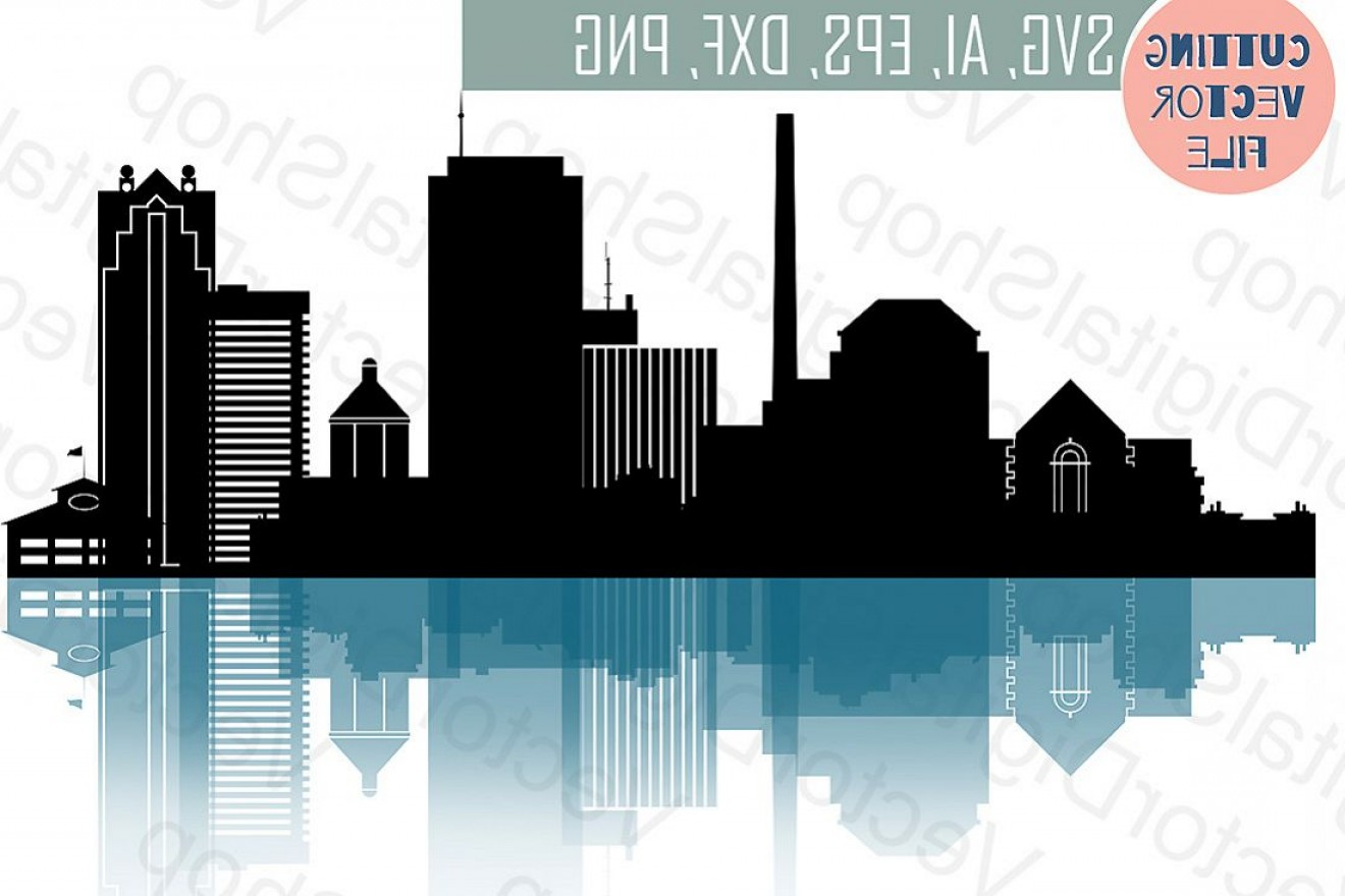 City Vector: Birmingham Svg Alabama City Vector Skyline Usa City Svg Jpg Png Dwg Cdr Eps Ai