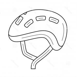 Motorcycle Helmet Vector Art: Photostock Vector Dotwork Styled Rider Skull With Retro Glasses And Helmet Vector Art