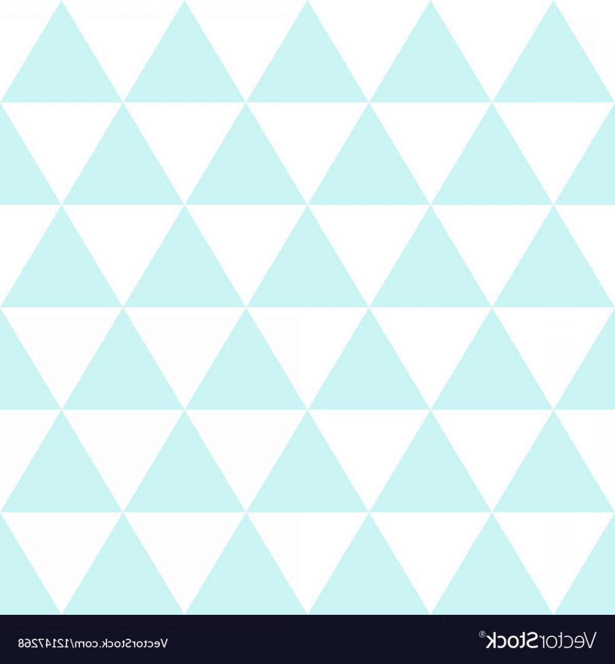 Blue White Background Vector: Blue White Triangle Background Vector