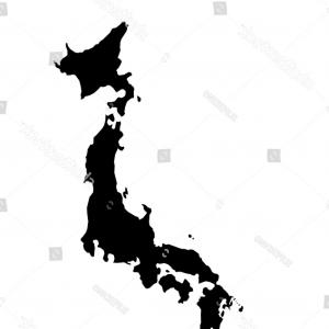 Japan Map Vector: Stock Photo Lovely Japan Travel Map Hello And Welcome To Japan In Japanese