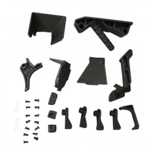DMR Kriss Vector: Black Replacement Parts For Lh Kriss Vector V P