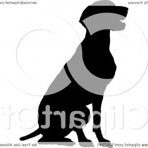 Pointer Dog Vector: Photostock Vector Head Of Pointer Dog