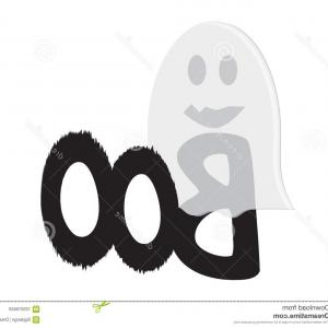 Ghost Vector Black: Black Vector Word Boo Under Transparent Grey Cartoon Ghost Vector Word Boo Under Transparent Cartoon Ghost Image