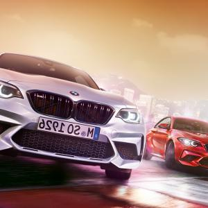 BMW Vector Dimensios: Bmw M Competition At A Glance