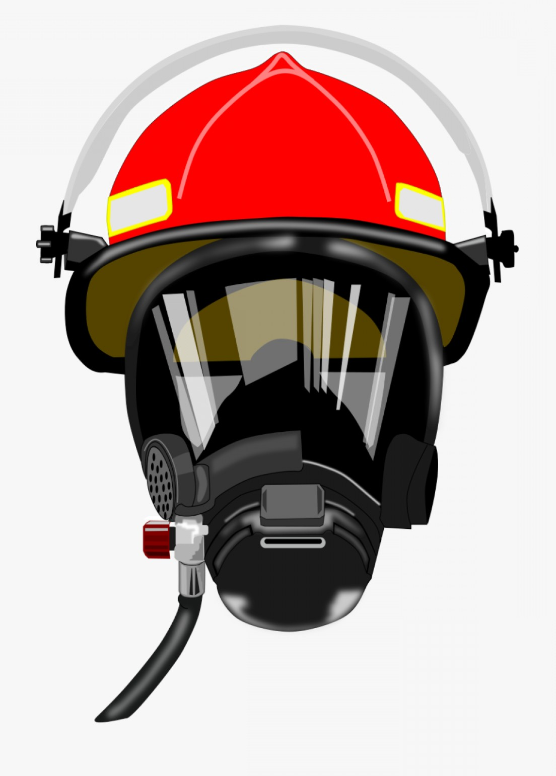 Fighter Helmet Vectors: Bobjhfire Helmet Clipart Firefighter Helmet Vector