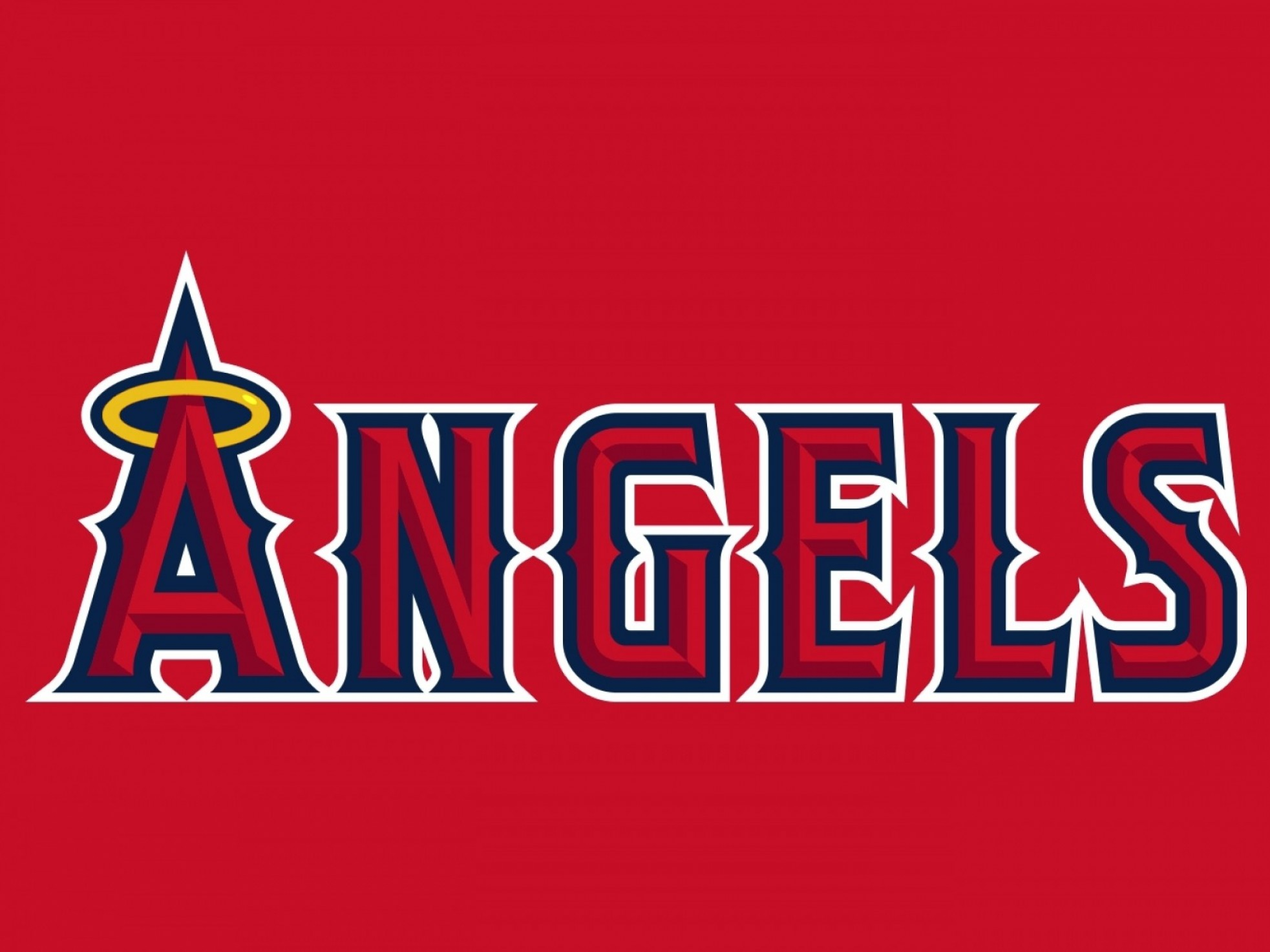 Anaheim Angels Logo Vector Art: Boston Red Sox Vs Los Angeles Angels
