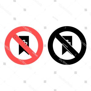 Vector Ban Plus: Photostock Vector No Ban Or Stop Signs Plus Add Circle And Puzzle Piece Icons Document File And Back Arrow Sign Symbol