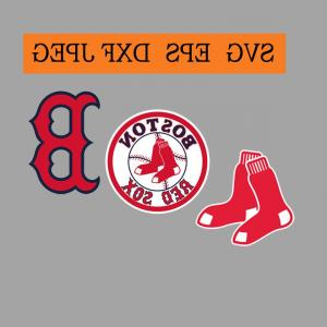 Chicago White Sox Logo Vector EPS: Boston Red Sox Logo In Svg Eps Dxf Jpg