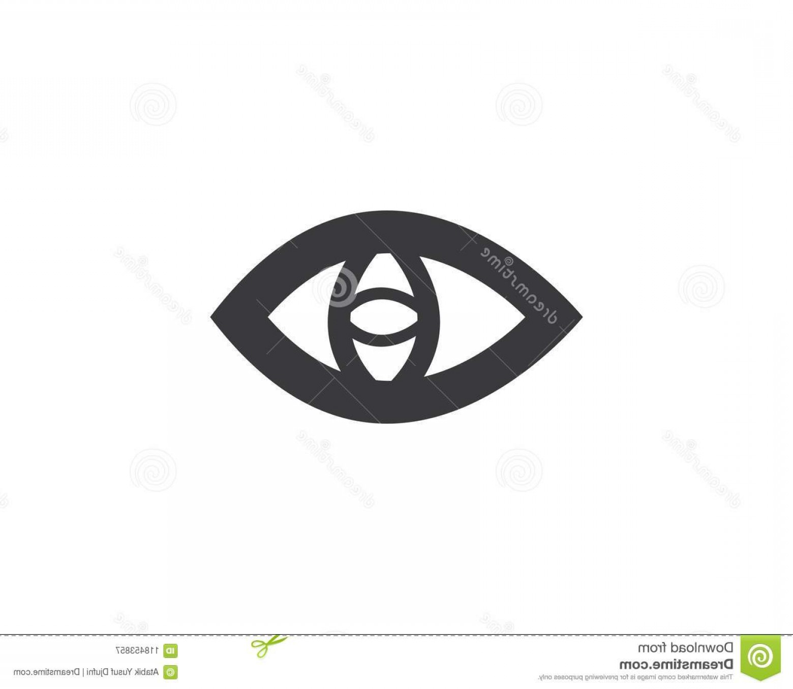 Eye Vector Logo: Branding Identity Corporate Eye Care Vector Logo Design Eye Vector Icon Image