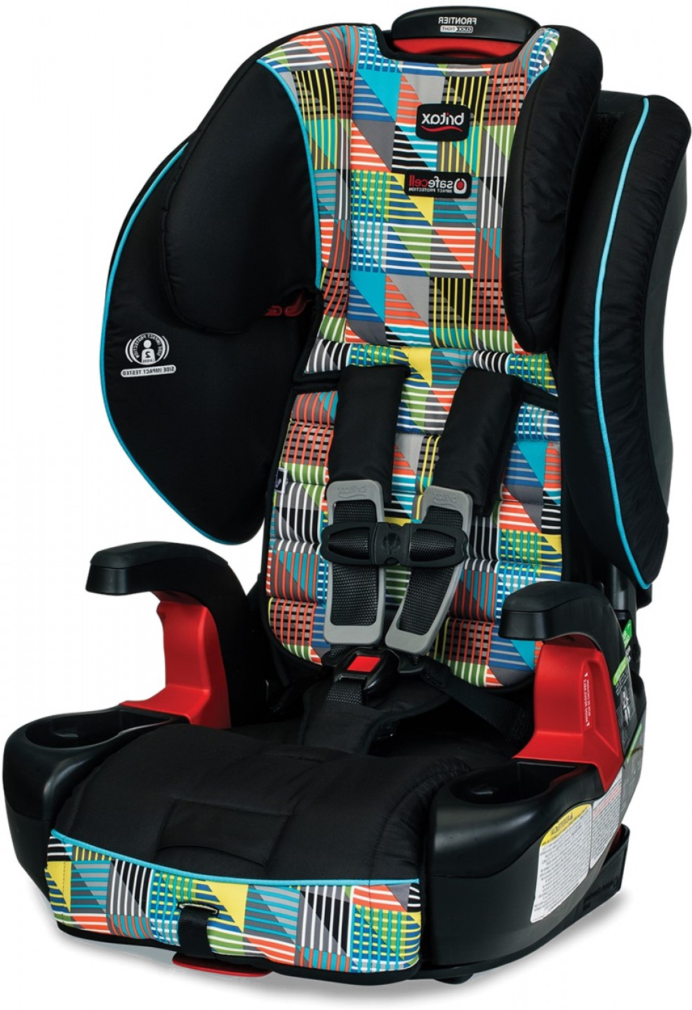 Air Conditioners Stabilizer Vector: Britax Frontier Clicktight Booster Car Seat Vector