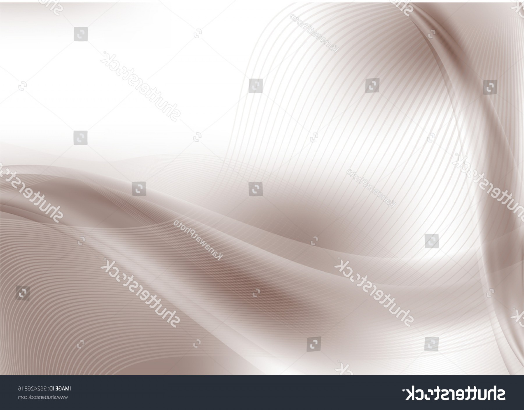 Transparent Brown Vector Background: Brown Transparent Abstract Vector Background Template