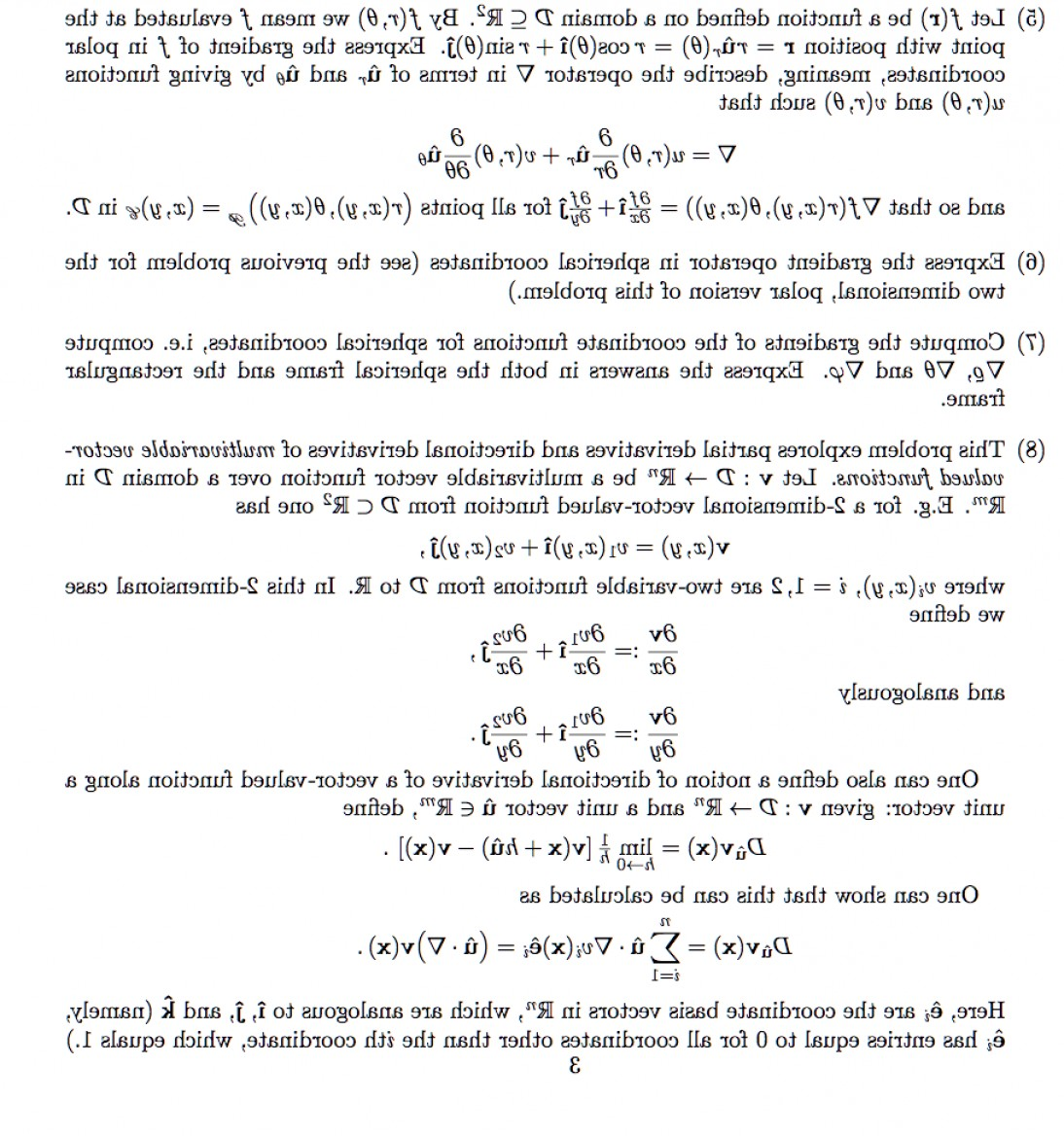 Calculus 3 Vectors: Calculus Problems Differentiation Curvature Natural Frames Acceleration Plane Space Curv Q