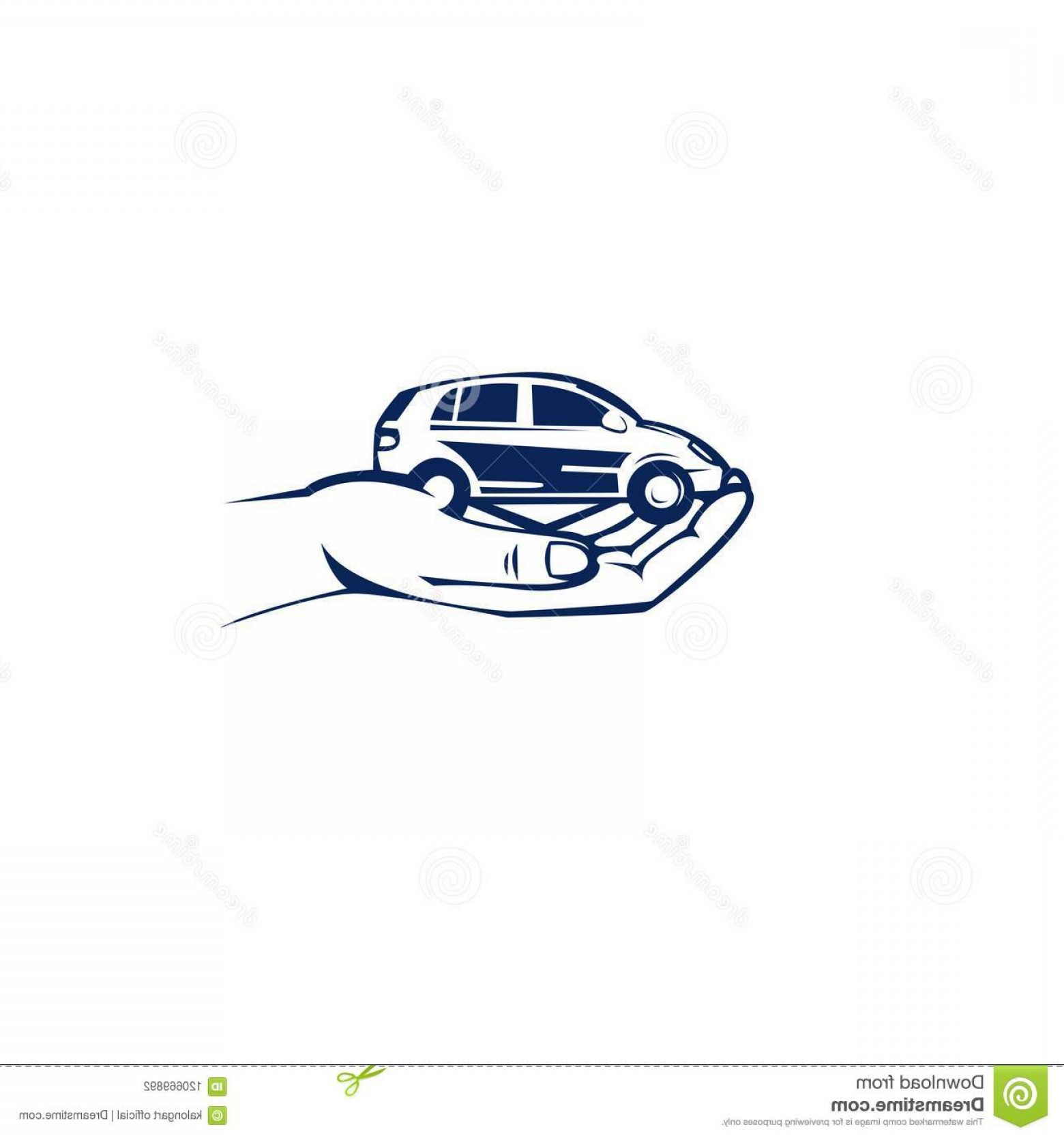 Mitsubishi Eclipse Vector: Car Logo Icon Vector Ilustration Template Editable Templet You Image