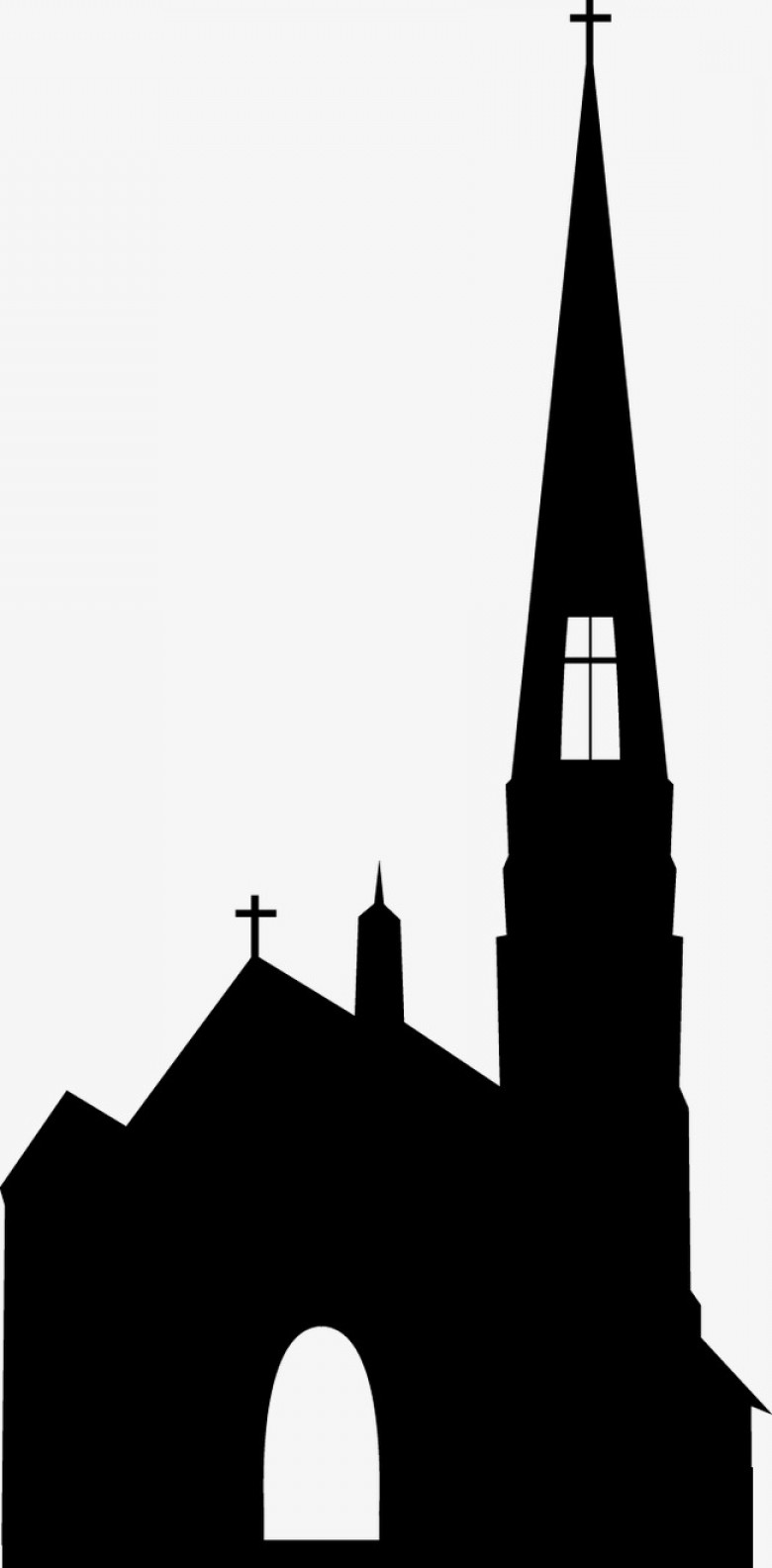 Church Silhouette Vector: Castle Castle Silhouette Castle Castle Church