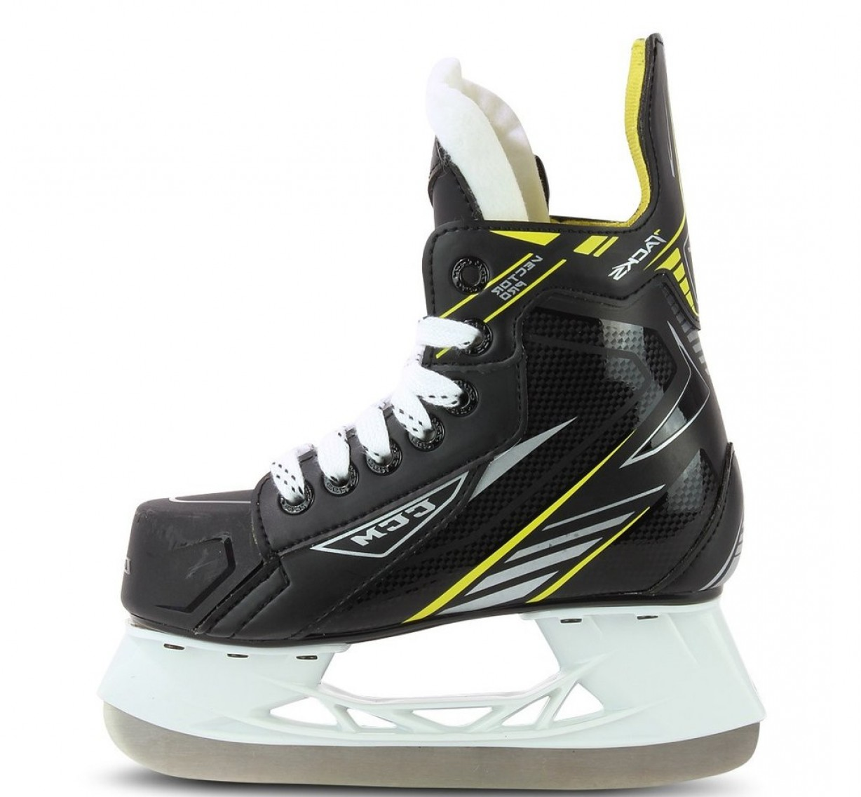 CCM Vector Pro: Ccm Tacks Vector Pro Youth Skate
