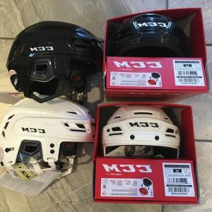 CCM Vector Helmet See Through: Ccm Res Hockey Helmet Black Or White