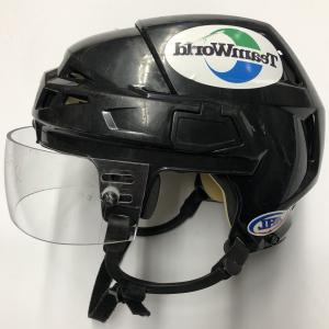Bruins Hockey Helmet Vector: Ccm Vector V Pro Stock Hockey Helmet Black Small Ahl