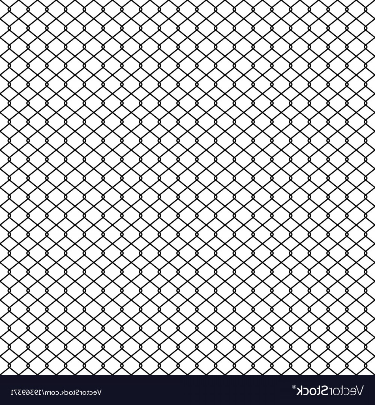 Chain Link Fence Braid Wire Fence Texture Vector | CreateMePink