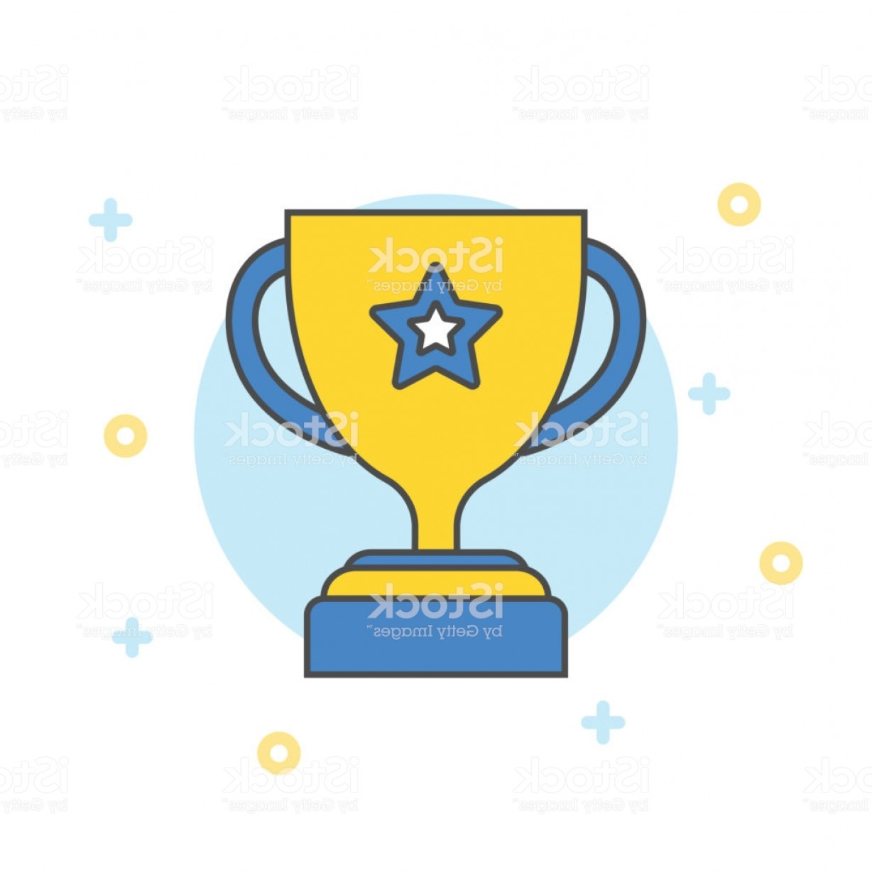 Champion Vector Art: Champion Cup Icon Trophy Gm