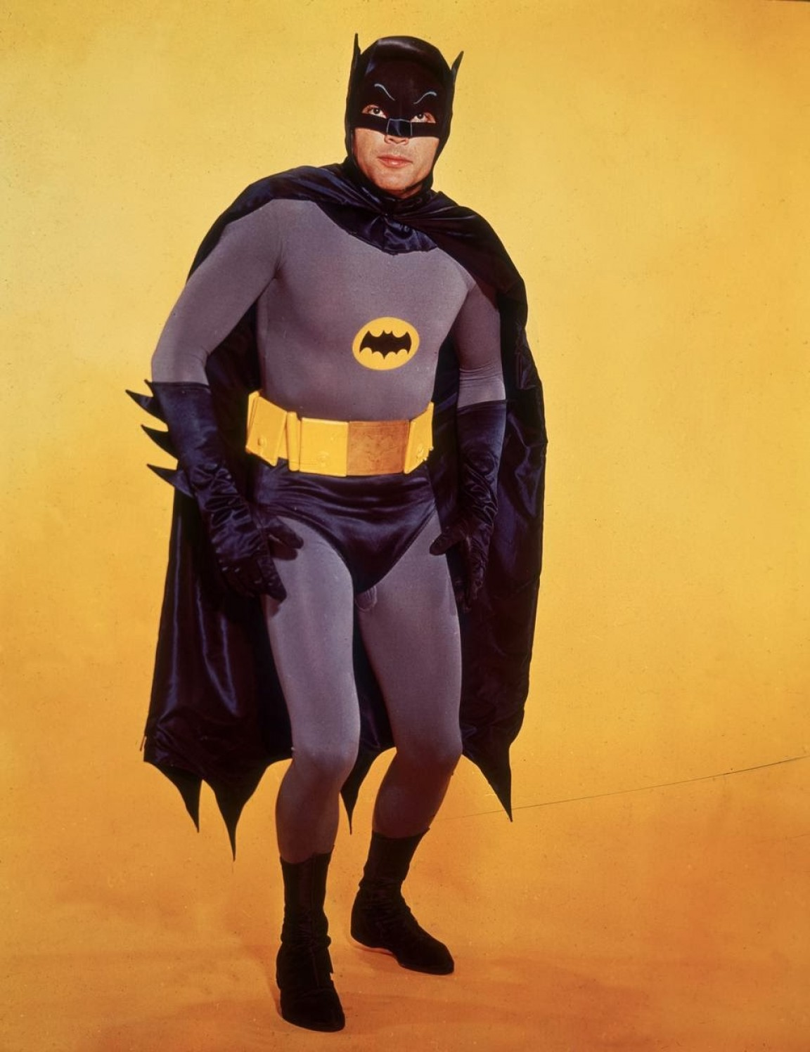 Vector Batman 1966: Cheap Diy Adam West Style Batman