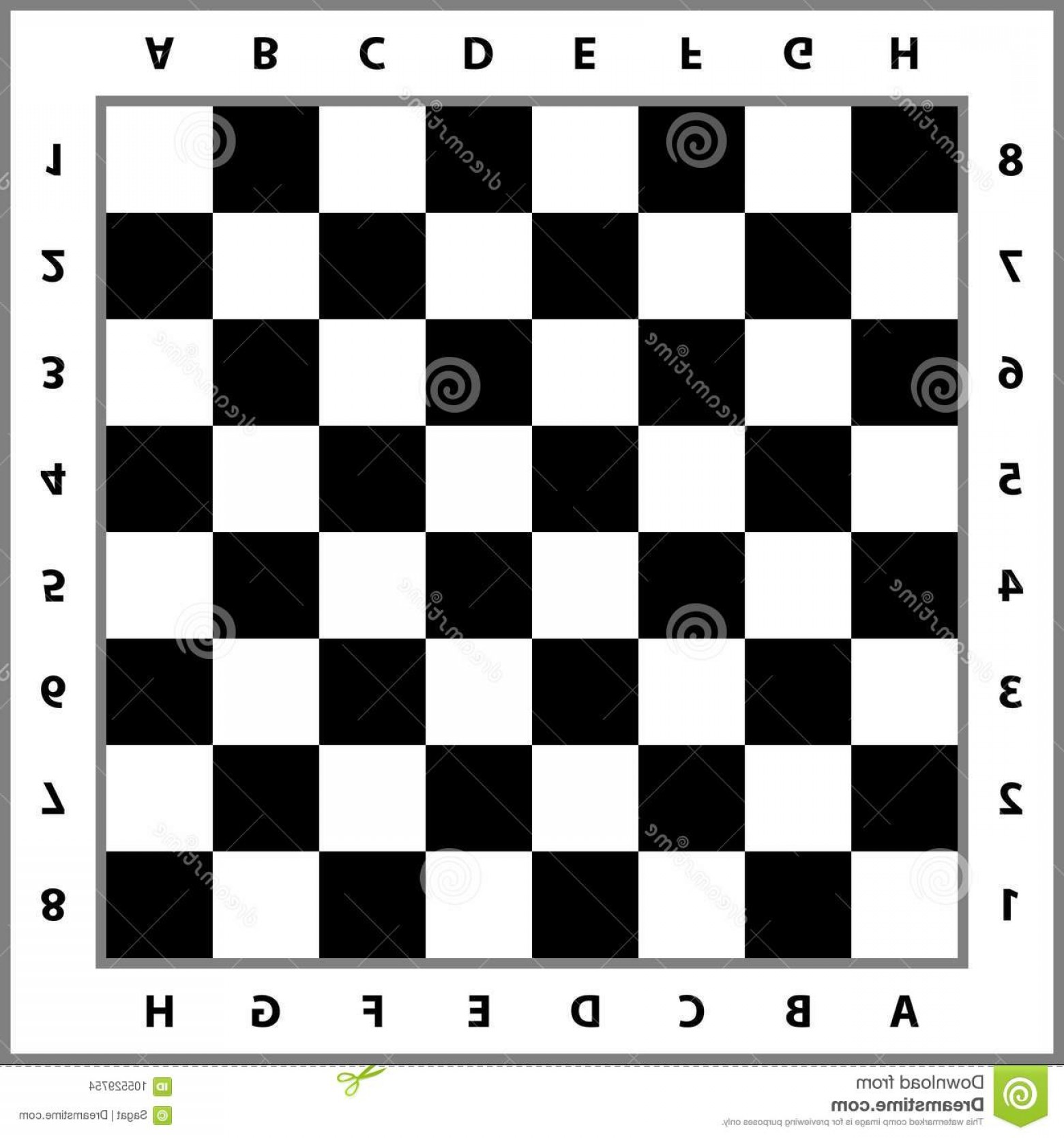 Chess Vector Background: Chessboard Background Empty Chess Board Chessboard Background Empty Chess Board Board Chess Playing Vector Illustration Image