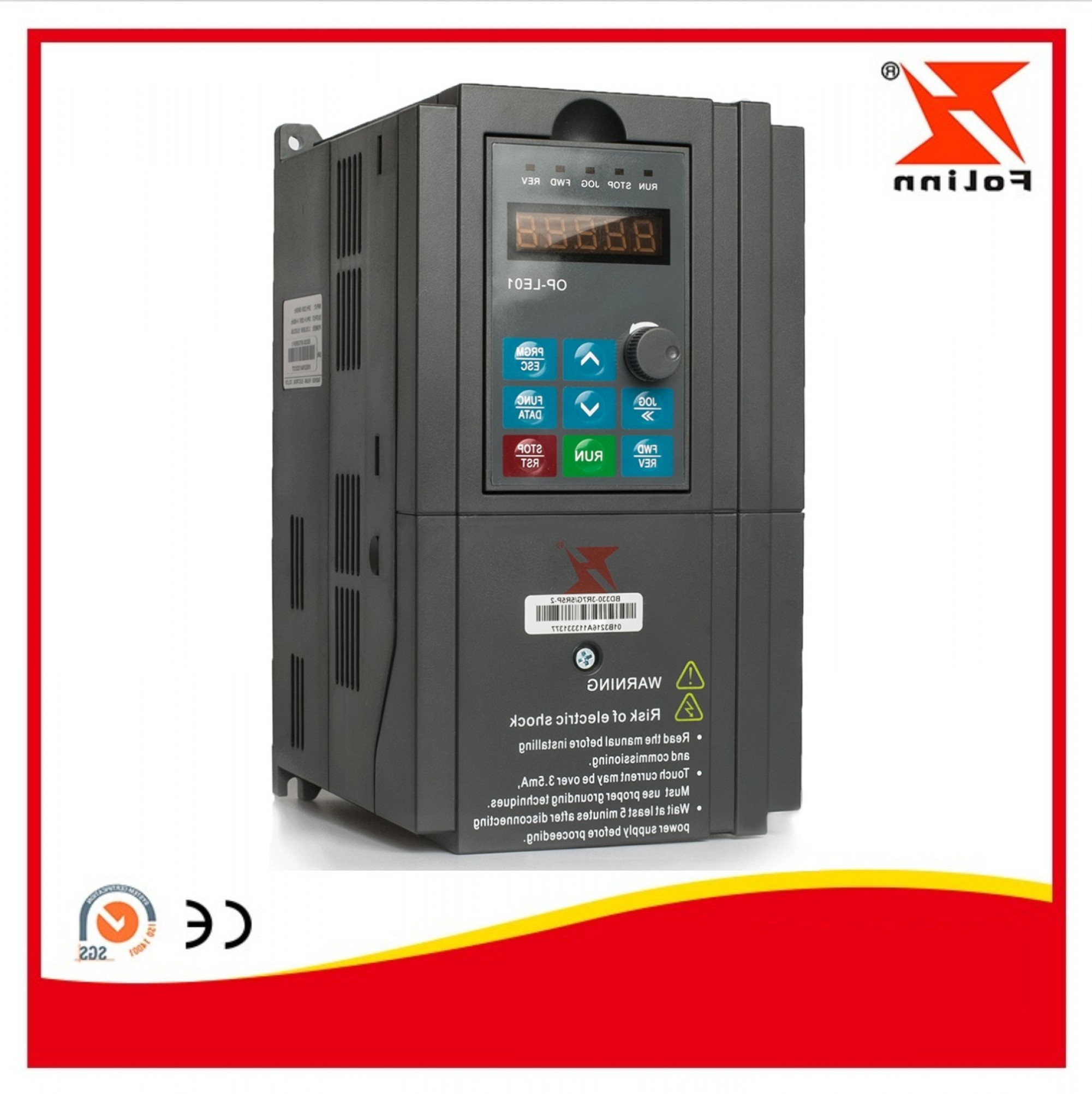 Vector 12V Inverter: China Bd Rg Rp Variable Frequency Inverter